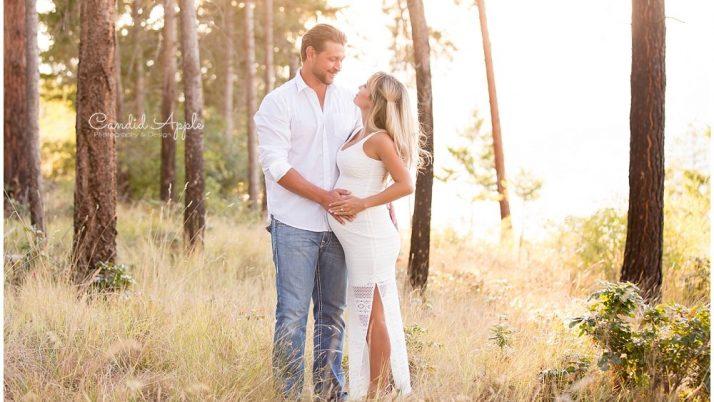 Mitch & Lindsay   Baby Bump & SURPRISE Proposal!!