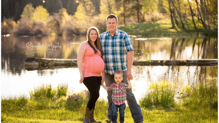 The Simmons Family | Baby Bump