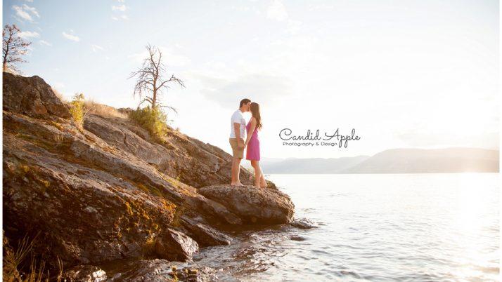 Jason & Laura | Bertram Creek Park Engagement