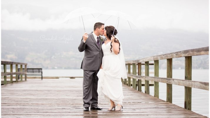 Kevin & Anita | Summerland Waterfront Resort Wedding
