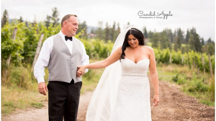 Todd & Amanda | Backyard Beach Wedding – Kelowna