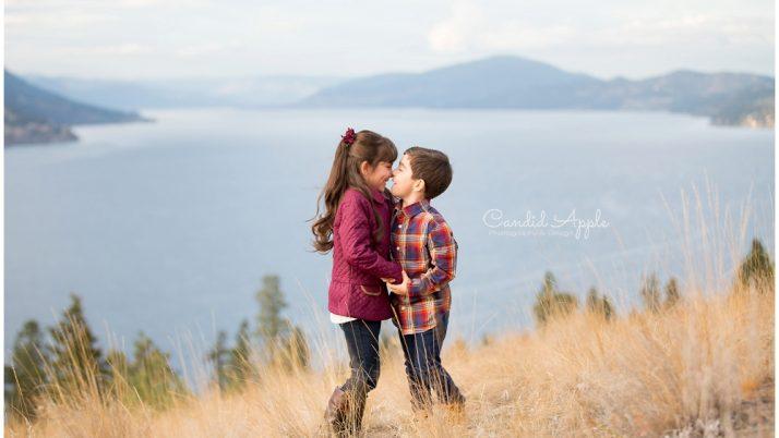 The Duarte Family | Knox Mountain Park