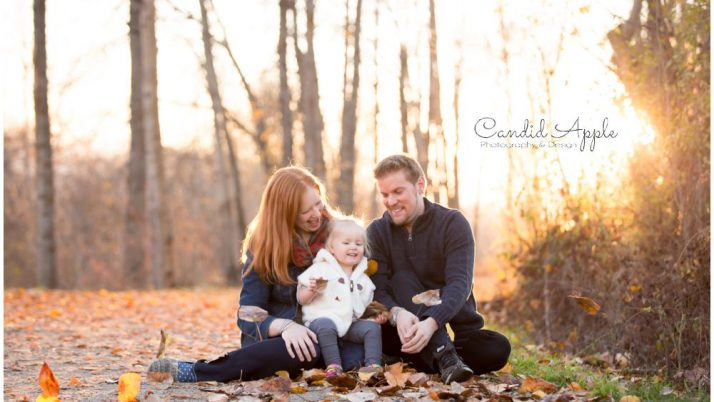 The Gresley-Jones Family | Celebrate Fall