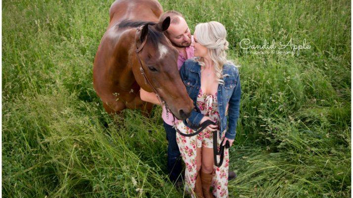Ryan & Courtney | Adventure Engagement