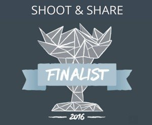 Shoot and Share FInalist Award Winner 2016