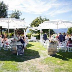 Beautiful wedding decor by TTM Events
