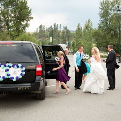 Okanagan Limousine, wedding transportation
