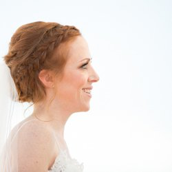 Jenny McKinney, wedding makeup