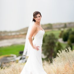Lauren Elise Hair Design, wedding hair