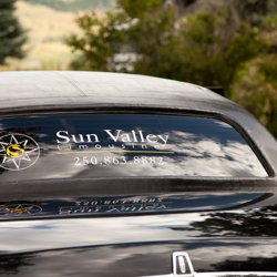 Sun Valley Limo, wedding transportation