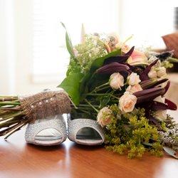 Blue Sage Farm, wedding flowers