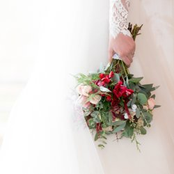 Passionate Blooms, wedding flowers