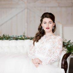Jenna Jones Beauty, wedding makeup