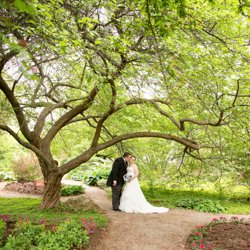 Summerland Ornamental Gardens, wedding venue