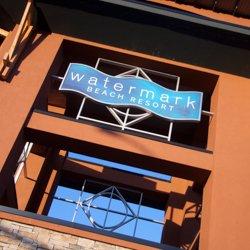Watermark Beach sign
