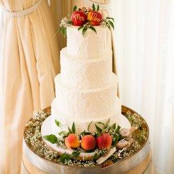 Wedding cake by Kakes by Kathie in Kelowna