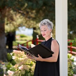 Sondra Richardson, Kelowna wedding officiant