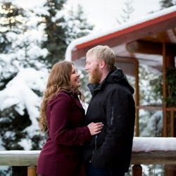 Couple at Hitching Post Resort